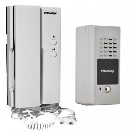 Zestaw Commax DP-2HPR / DR-2PN - 1nr / 230V