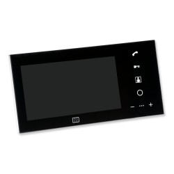 MPRO 7 BK - wideomonitor cyfrowy Aco (czarny)