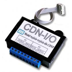 CDN-I/O - moduł obsługi urządzeń zenętrznych Aco