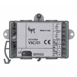 VSC/01 - selektor obrazu dla 4 kamer Came (Bpt)