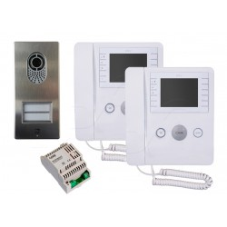 CK0010-2 - 2nr cyfrowy wideodomofon PLACO/EARY