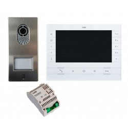 CKPLLUXO - 1nr cyfrowy wideodomofon z pamięcią PLACO/LUXO
