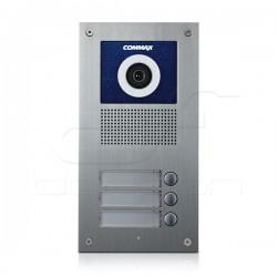 DRC-3UC - Panel wideodomofonowy 3nr z regulacją obiektywu Commax