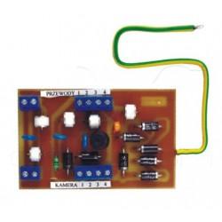 MD-ZK12 - moduł zabezpieczenia przeciwprzepięciowego kamery - Commax
