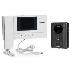 CDV-35A/DRC-4G - 1nr zestaw wideodomofonowy 3,5'' - Commax