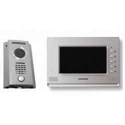 CDV-70AR3/DRC-40KR2 - 1nr zestaw wideodomofonowy ze sterowaniem bramy - Commax