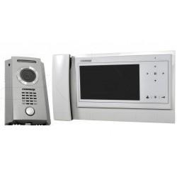 CDV-70KPT/DRC-40KPT - 1nr zestaw wideodomofonowy z regulacją kąta widzenia - Commax