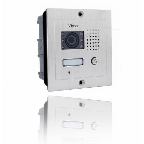S601- Panel wideodomofonowy z regulacją widzenia Vidos