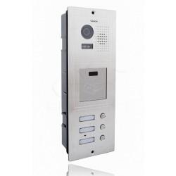 S603D - 3nr panel wideodomofonowy z SZYFRATOREM - Vidos