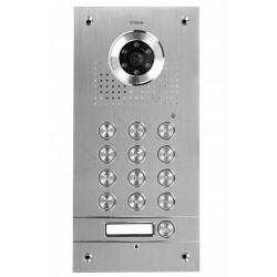 S561D - Panel wideodomofonowy z SZYFRATOREM - Vidos