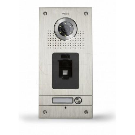 S561Z - Panel wideodomofonowy z czytnikiem LINII PAPILARNYCH - Vidos