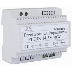 P15/60 - zasilacz wideodomofonowy Vidos