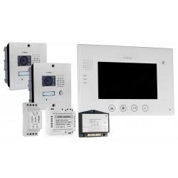 S601 + M670 - 1nr zestaw wideodomofonowy 7'' - Vidos