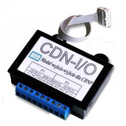 CDN-I/O - moduł do obsługi urządzeń zewnętrznych