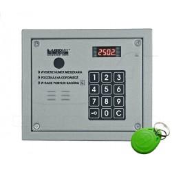 CP-2503R- panel cyfrowy z czytnikiem RFiD Laskomex