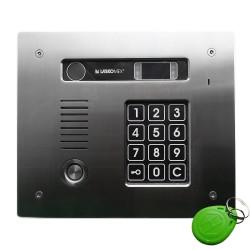 CP-2513TP INOX - panel cyfrowy z czytnikiem iButton (Dallas)