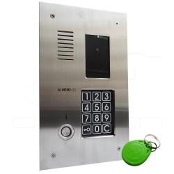 CP-2523TR INOX - panel cyfrowy z czytnikiem iButton i RFiD