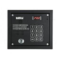 CP-3103TP- panel cyfrowy z czytnikiem iButton (Dallas)