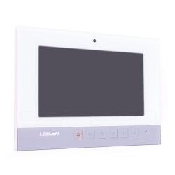 N75Bw - 7'' wideomonitor głośnomówiący z pamięcią