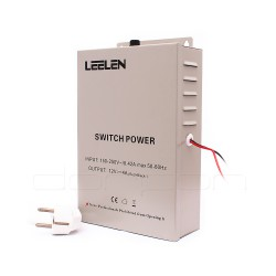 18VDC UPS - zasilacz buforowy  Leelen