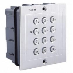 ZS600A - Czytniki kluczy RFiD Vidos