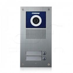 DRC-2UC - Panel wideodomofonowy 2nr z regulacją obiektywu Commax