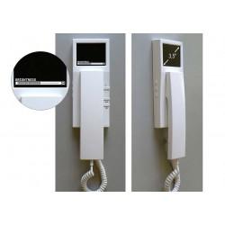 OP-VM3 BIAŁY - 3,5'' wideomonitor słuchawkowy