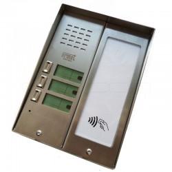 5025/3D-RF - Panel analogowy 3nr Urmet / RFiD