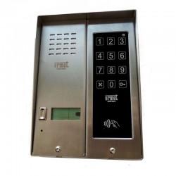 5025/1D-ZK-RF - Panel analogowy 1nr Urmet / RFiD+kod