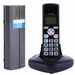 D102B - Bezprzewodowy tele-domofon Comwei