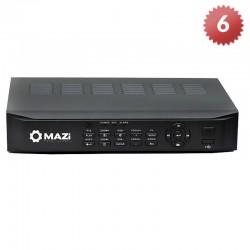 IMVR-06S - Rejestrator IP / 6 kanałów / 1HDD / VGA, HDMI / 2Mpx