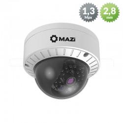 IDH-11IR - Kamera kopułkowa IP / 1,3 Mpx / 2,8mm / TDN / PoE / IR LED