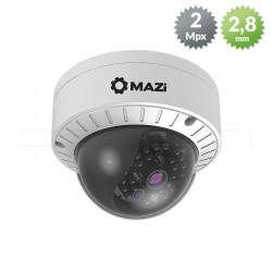 IDH-21IR - Kamera kopułkowa IP / 2 Mpx / 2,8mm / TDN / PoE / IR LED