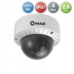 IDH-41IR - Kamera kopułkowa IP / 4 Mpx / 2,8mm / TDN / PoE / IR LED