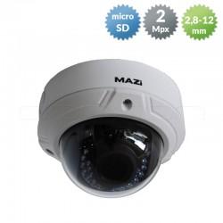 IDH-23VR - Kamera kopułkowa IP / 2 Mpx / 2,8-12mm / TDN / PoE / IR LED