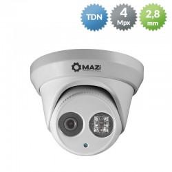 IDH-42XR - Kamera kopułkowa IP / 4 Mpx / 2,8mm / TDN / PoE / IR LED