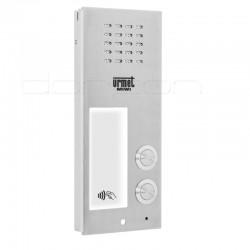 6025/PR2-RF - Płyta rozmówna (front) ELITE z 2 przyciskami i czytnikiem RFiD