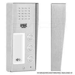 6025/PR3-RF+OND-M - Panel ELITE 3nr / RFiD / z obudową natynkową