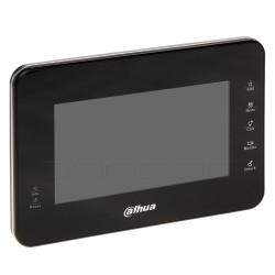 VTH1560B - Monitor głośnomówiący, dotykowy 7'' CZARNY