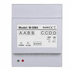 M-SM4 - Moduł funkcyjny Vidos DUO