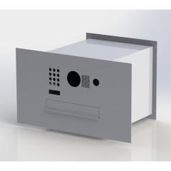 SMV-G-009 - Skrzynka duża z wideodomofonem i szyfratorem [PROJEKT 009]