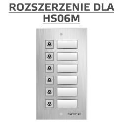 HP6 - Rozszerzenie bezpośredniego wywołania do 6 abonentów Safe IP