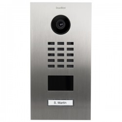 DoorBird D2101V - Wideodomofon IP 1 przyciskowy / RFiD
