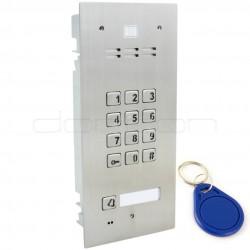 FAM-P-1NPZS - panel cyfrowy 1nr z klawiaturą Familio - Aco