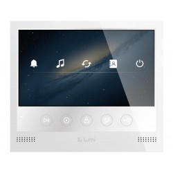 M2 LUMI - 7'' wideomonitor głośnomówiący