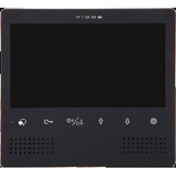 M1023B -  7'' Monitor wideodomofonu Vidos DUO
