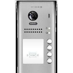 S1104A - 4 nr Stacja bramowa wideodomofonu Vidos DUO