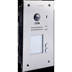 S1202A  - 2 nr Stacja bramowa wideodomofonu Vidos DUO