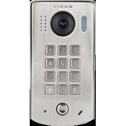 S1311D - 1 nr z klawiaturą / Stacja bramowa wideodomofonu Vidos DUO