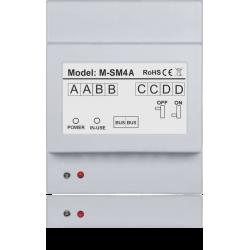 M-SM4A - Moduł funkcyjny Vidos DUO